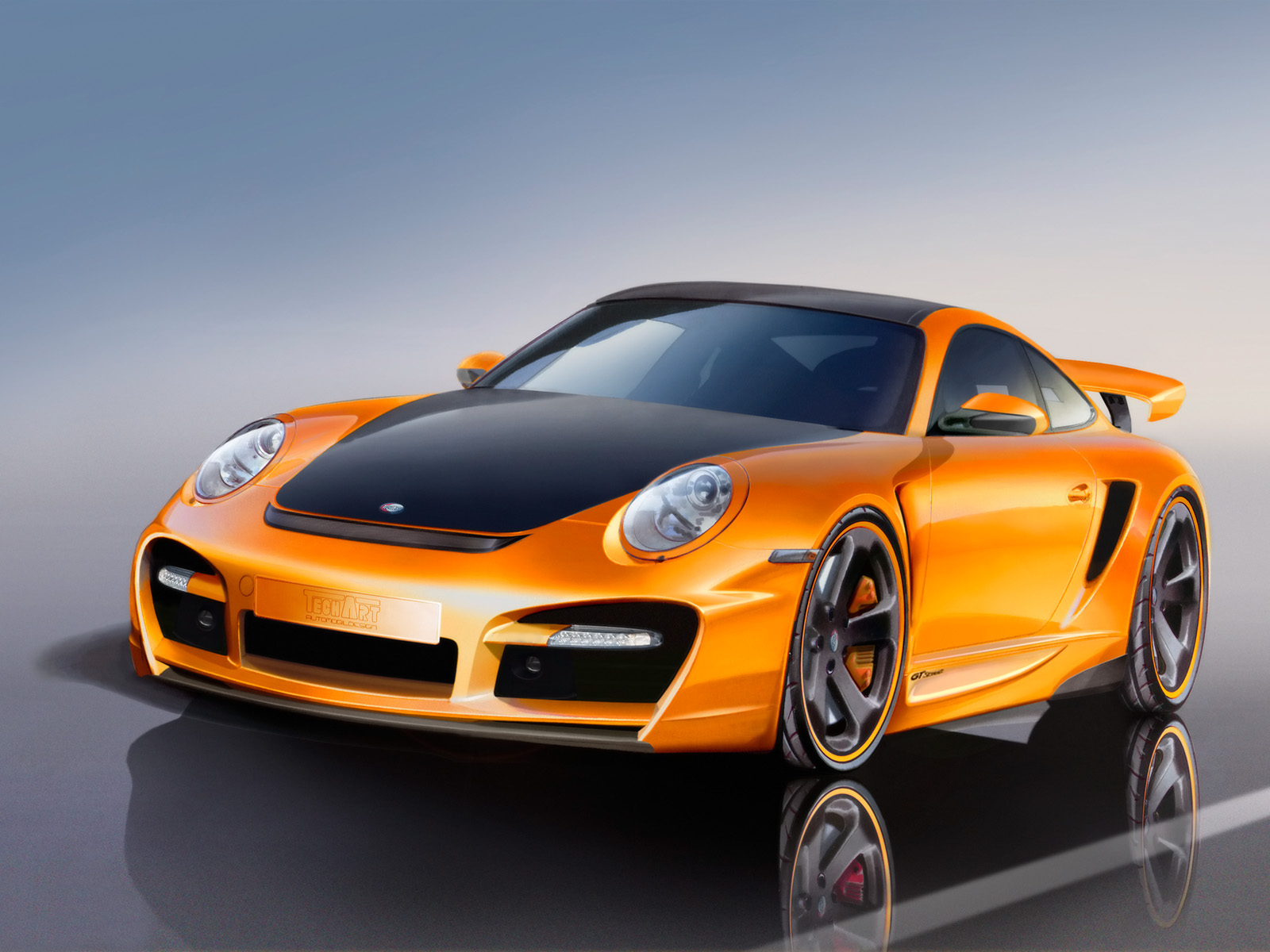 Car Services: Porsche Tech Car