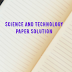 STD.10 SSC EXAM :- SCIENCE PAPER PART-A MCQ QUESTIONS PAPER SOLUTIONS