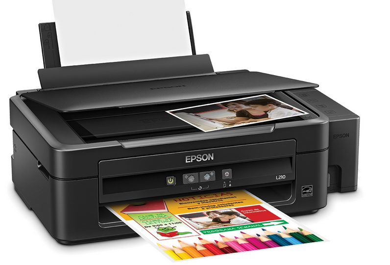 Epson L210 Printer Drivers Download | Printer Drivers