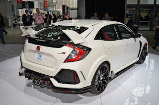 Honda Civic 2017-2018 แต่ง