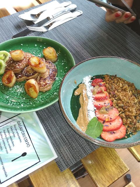 Loft- Pequenos almoços e almoços saudáveis