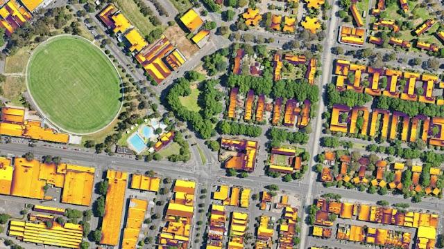 Google Maps ahora calcula la huella de carbono de una ciudad