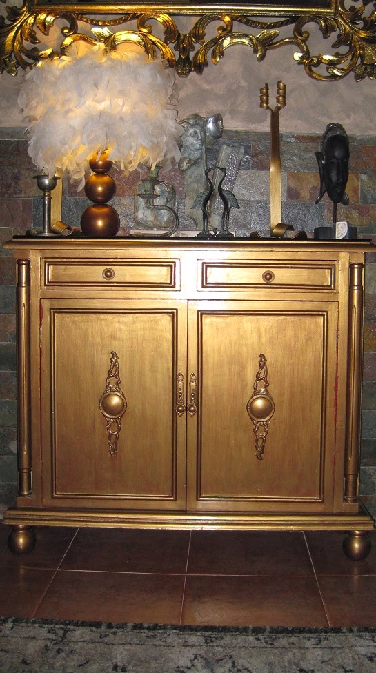 Descomplic ndome renovar restaurar mueble antiguo con - Renovar muebles antiguos ...