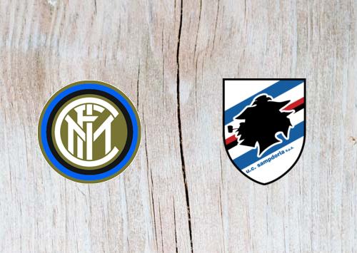 Inter Milan vs Sampdoria Full Match & Highlights 17 February 2019