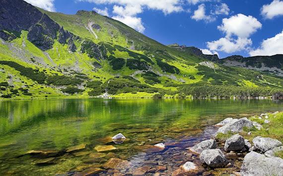 Alpsko jezero download besplatne pozadine za desktop 1440x900
