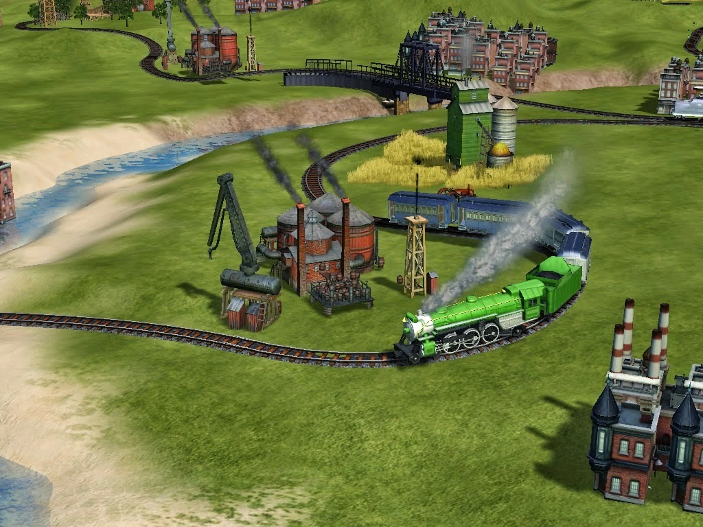 Railroad Tycoon 3 Vollversion Download