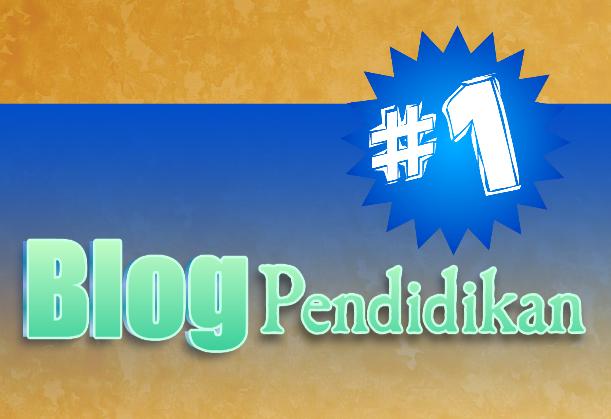 Blog Pendidikan Nomor 1 Di Indonesia