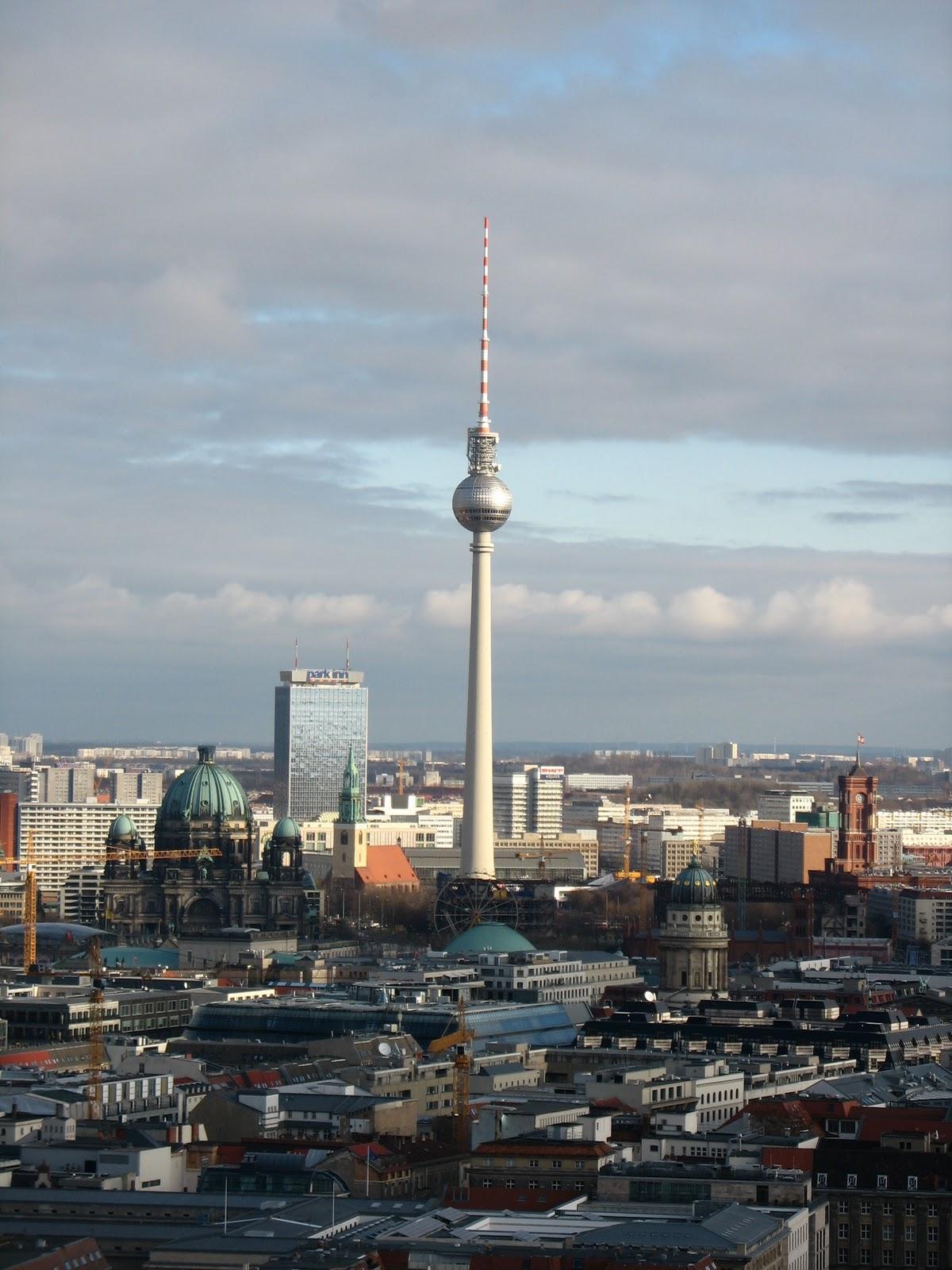 Urban Research Skyline Photos Of Berlin 1