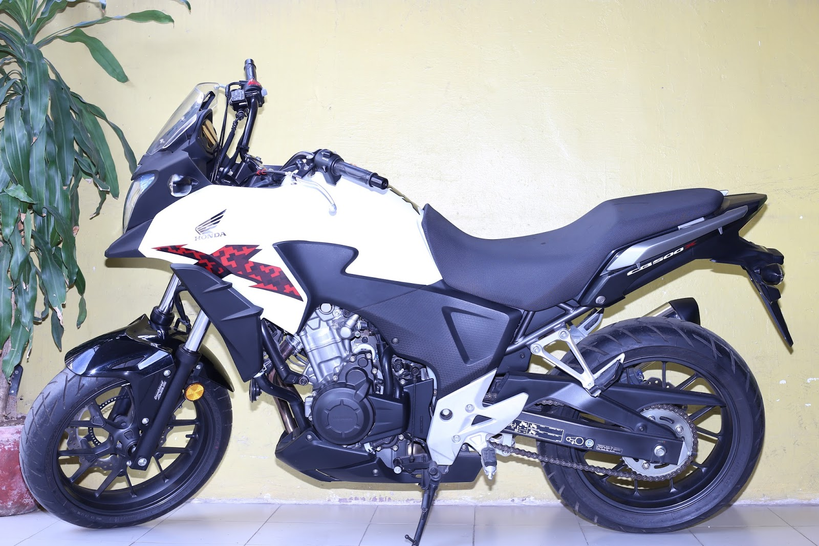 Motorbike Service Near Me >> 2014 Honda CB500x, 500cc - Cambodia Expats Online: Forum | News | Information | Blog