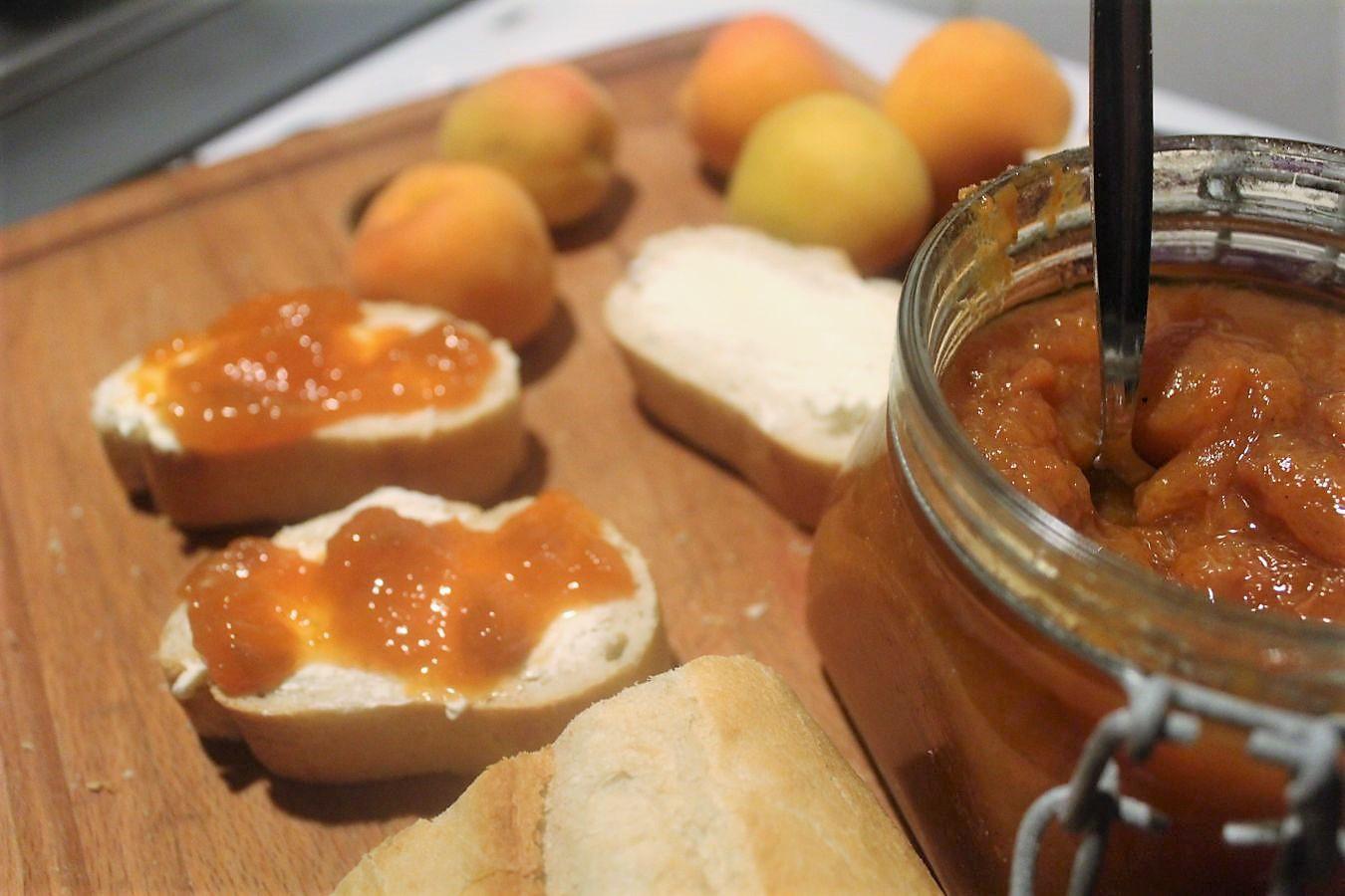 Aprikosenmus im ofen reduziert for Kuchen reduziert