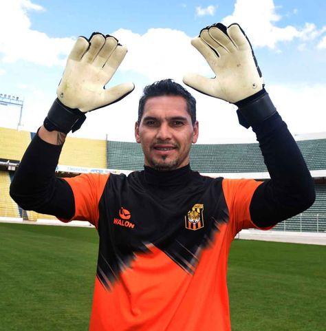 Daniel Vaca es el golero atigrado con mayor imbatilidad en la historia liguera
