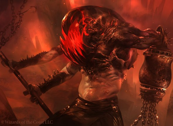 Brad Rigney deviantart artstation arte ilustrações fantasia card game magic the gathering
