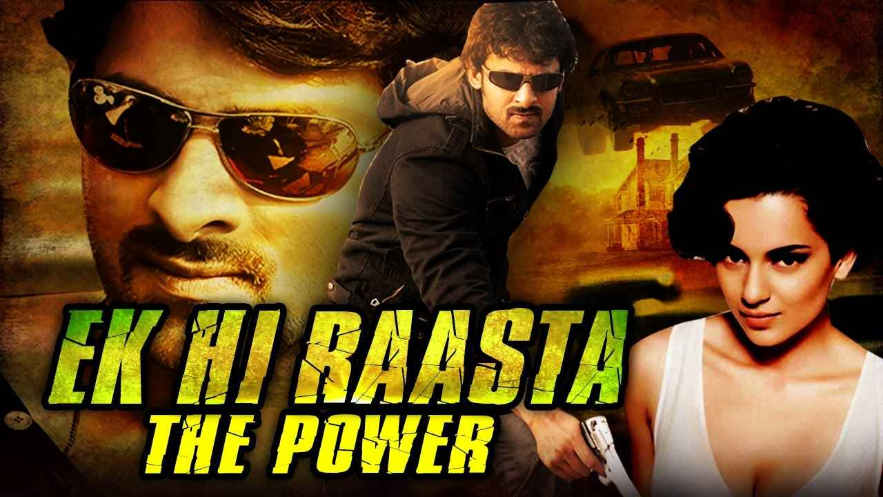 Ek Hi Raasta The Power (2017) Hindi Dubbed 720p & 480p HDRip, Ek Hi Raasta The Power Hindi Dubbed Full Movie Download