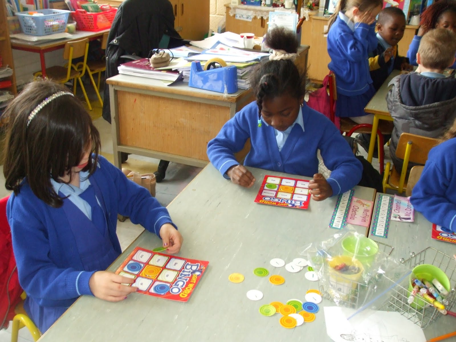 Literacy Site Literacy Activities In Senior Infants
