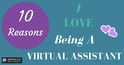 10 Reasons I Love Being a Virtual Assistant