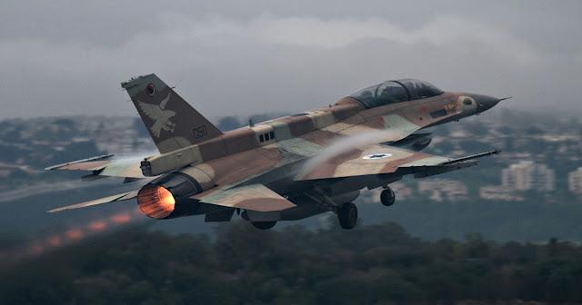 عاجل | هجوم اسرائيلى بالصواريخ على قواعد إيرانية فى سوريا