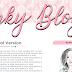 Free Template : Pinky Blog - By Me