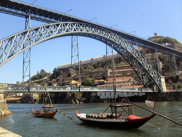Un fin de semana en Oporto