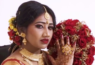 Sutharsini indor song | Wedding Video
