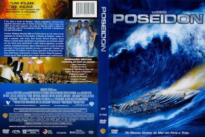 Filme Poseidon DVD Capa