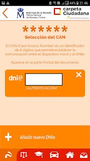 NFC DNI