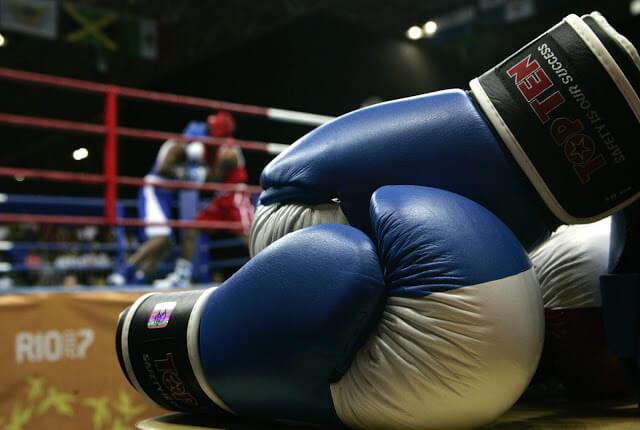 soñar con peleas