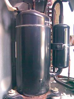 Ciri - Ciri Kompresor Ac  Rusak