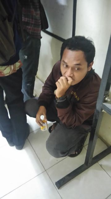 Abimanyu Biru Karyawan Jakarta Cari Istri