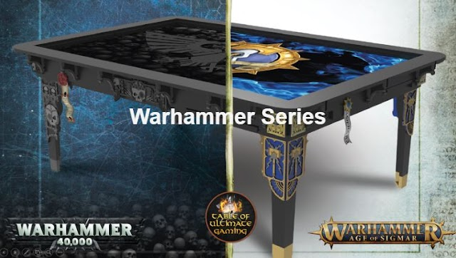 The Ultimate Gaming Table... Pre-Orders.