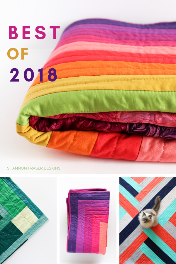 Best of 2018 Roundup for Shannon Fraser Designs