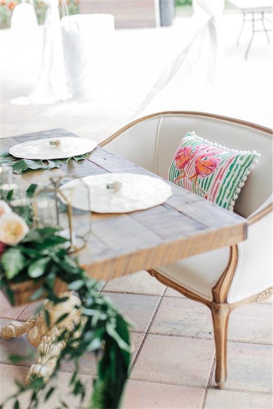 mesa de madera rustica chicanddeco