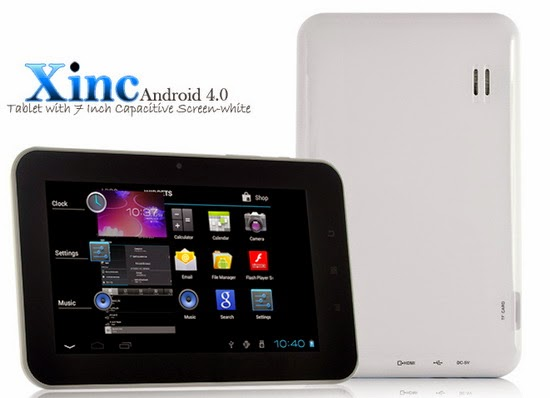 Download & install android 4. 0. 3 ics rom on notion ink adam (how to).