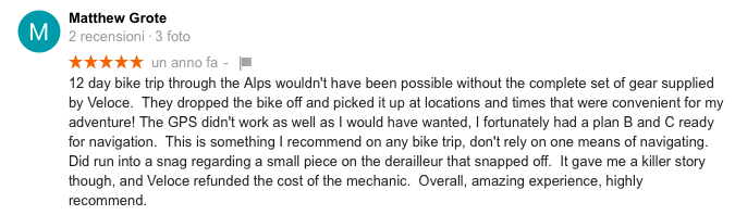 Travellers Accommodation Reviews