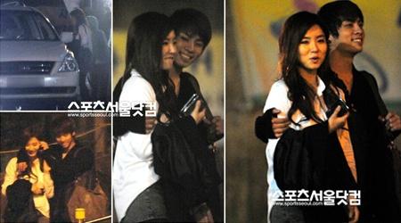 Shin Se Kyung dan Jonghyun pada tahun 2010