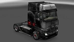 Dark Skull Skins Pack for All trucks