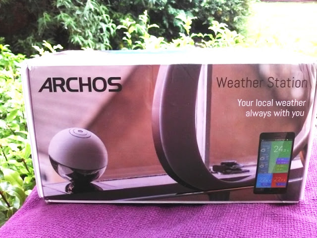 Archos Dwelling Atmospheric Condition Station Monitors Air Character & Plants Health!