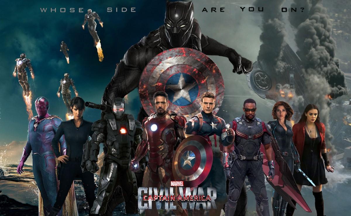 Marvel Studios' Captain America Civil War