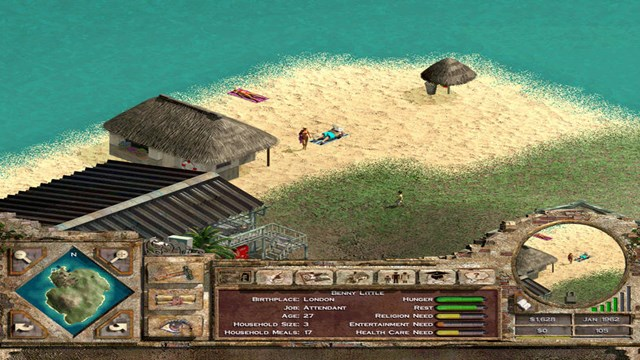 Download Tropico 1 PC Games Gameplay