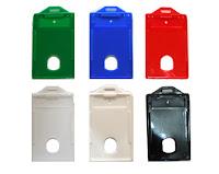 Casing Id Card Plastik standar 1 sisi