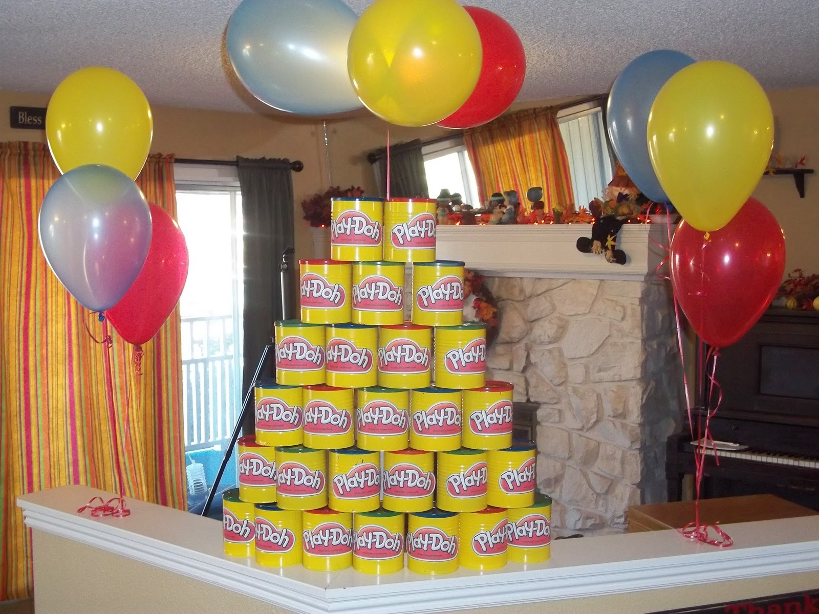 Creative And Cheap Fun And Fabulous Play Doh Party