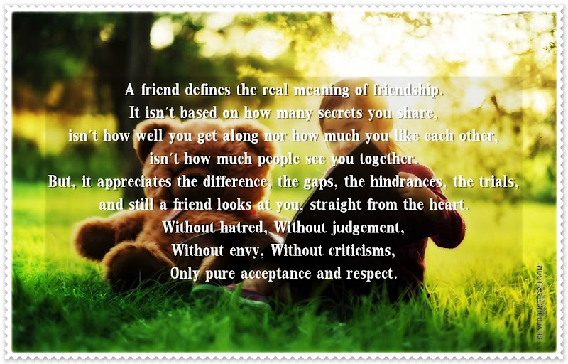 A Friend Defines The Real Meaning Of Friendship, Picture Quotes, Love Quotes, Sad Quotes, Sweet Quotes, Birthday Quotes, Friendship Quotes, Inspirational Quotes, Tagalog Quotes