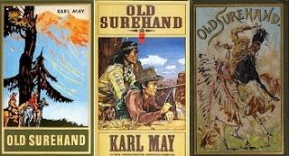 Old Surehand külföldi megjelenések