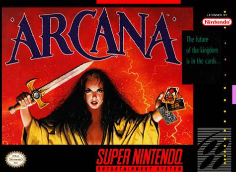 ROMs - Arcana (Português) - SNES Download