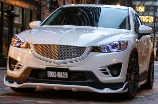 Body Kit Mazda CX5 Ducks Garden