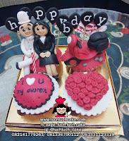 cupcake koki dan vespa