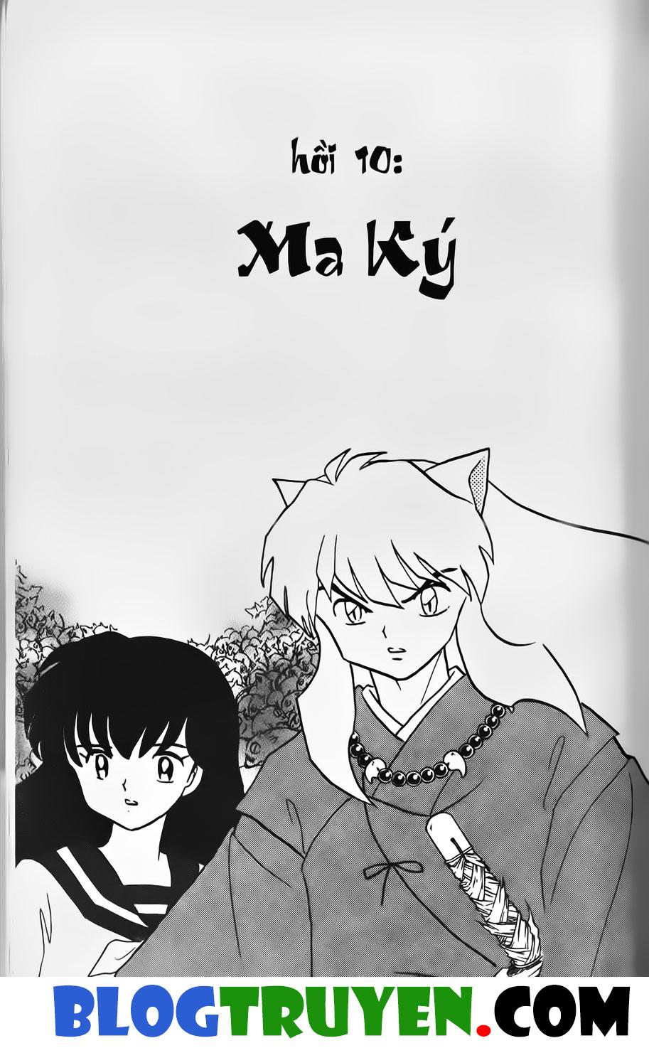 Inuyasha vol 33.10 trang 2