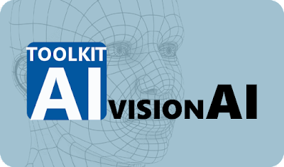 VisionAI Multi Layered Neural Network Artificial Intelligence (AI) Imaging Toolkit
