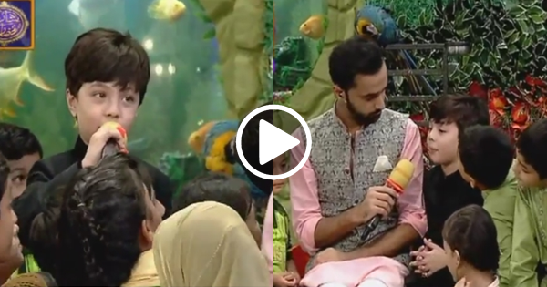 See how iqrar ul hassan son pehlaaj telling his phone for Roohi bano wedding pics