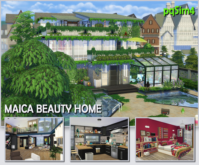 Foto de cabecera de Maica Beauty Home.