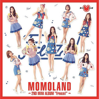 Lirik Lagu MOMOLAND - What Planet Are You from? Lyrics